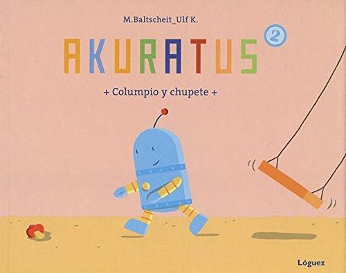 Akuratus 2 Columpio y chupete / Akuratus 2 Swing and Pacifier