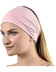 Jasmine Silk Unisex Zijden Hoofdband Haarband