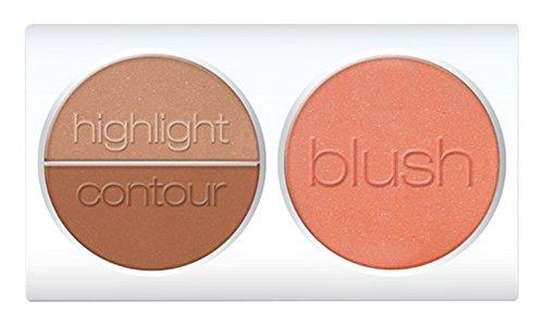 LA COLORS 3D Blush Contour - Honey Bun