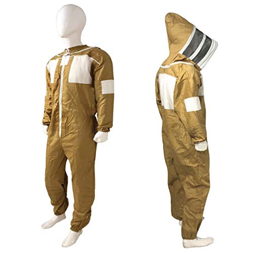 ventilated beekeeper suit - 8