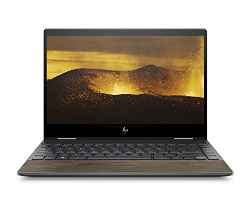 HP ENVY x360 13-ar0012nf PC Ultraportable Convertible et Tactile 13,3' FHD IPS Noir (AMD Ryzen 5, RAM 8 Go, SSD 256 Go, AZERTY, Windows 10)