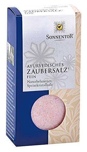 Sonnentor Ayurvedisches Zaubersalz fein, 1er Pack (1 x 150 g)