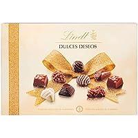 Lindt Dulces Deseos – Caja de bombones surtidos, 345 g