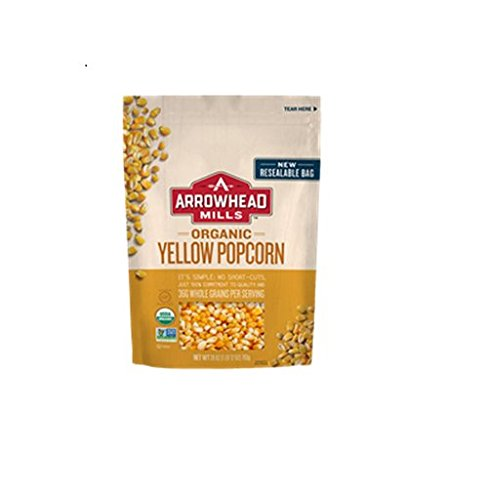 Best Price Arrowhead Mills Organic Yellow Popcorn - 28 oz