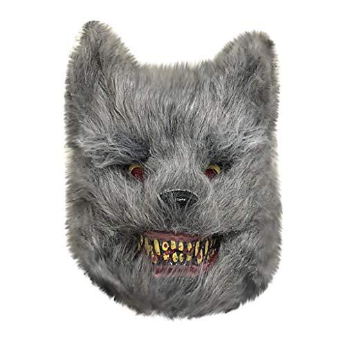 - Deluxe Werwolf Maske