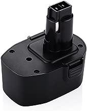 Powerextra 2500mah 14.4V Replacement Battery for Black & Decker PS140 FireStorm 14.4-Volt NiMH Pod Style Battery Black and Decker 14.4v Battery