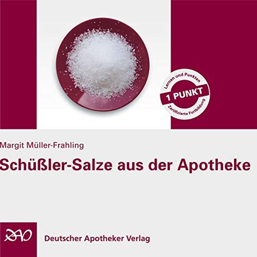 Schüßler-Salze aus der Apotheke