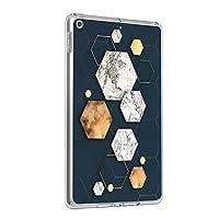 Fuleadture iPad mini 5 2019/iPad mini 保護カバー,クリア 軽量 アンチダスト 指紋防止 耐久性 ソフトシリコンTPU 耐衝撃 ウルトラスリム クリア バックカバー iPad mini 5 2019/iPad mini Case-ad240