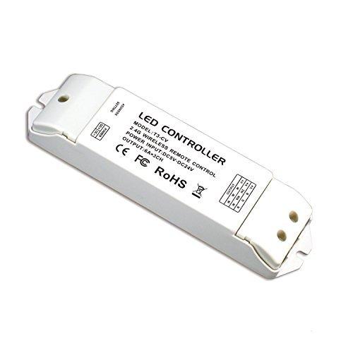 LEDBUY360 T Serie 2.4G LED Touch Controller RF Fernbedienung 8 Zonen LED Streifen Licht und LED Panel Beleuchtung