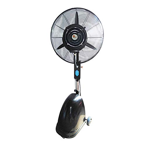 Best Fans Cooling Mechanical Fans Industrial Large Outdoor Add Water Plus Strong Wind Mute Household Bedroom Ideal for Outdoor Use