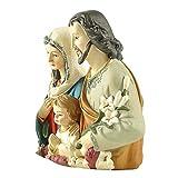 sharprepublic Resina 5 'Estatua de la Santa Familia Regalo religioso Catolico...