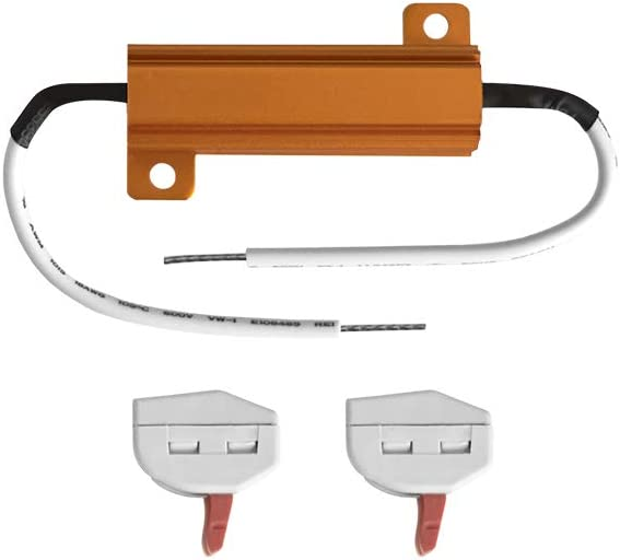 Wirewound Memphis Mall Resistor for Ring Video Gen Easy-to-use 1st Vi Doorbell and