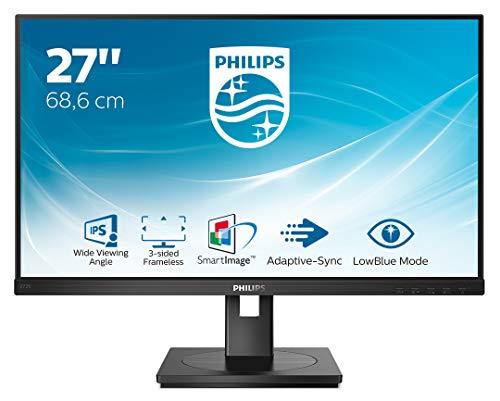 Philips 272S1AE 68 cm (27 Zoll) Monitor (DVI, HDMI, DisplayPort, 4ms Reaktionszeit,...