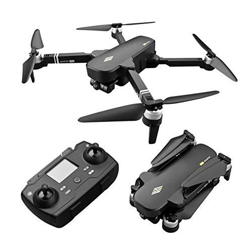 HGYYIO Faltbare GPS FPV Drohne, mit 720P Full HD Kamera-Live-Video, 6K ESC Kamera GPS Drohne, mit GPS-Heimkehr und Gestensteuerung, 5G WiFi Übertragung 28 Minuten Akkulaufzeit