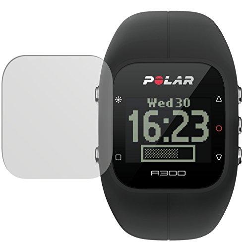 dipos I 6X Schutzfolie matt kompatibel mit Polar A300 Folie Bildschirmschutzfolie