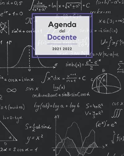 Agenda del Docente - 2021 2022: Copertina originale #11 - Agenda Settimanale - Registro di Classe - Pratico Formato (20x25cm) - Citazione e foto - ... classe - Pianificazione dell'anno scolastico