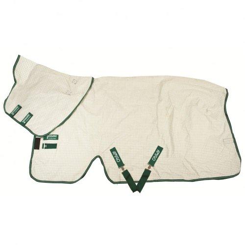 Fliegendecke Horseware Amigo Aussie Allrounder 125cm White/Green