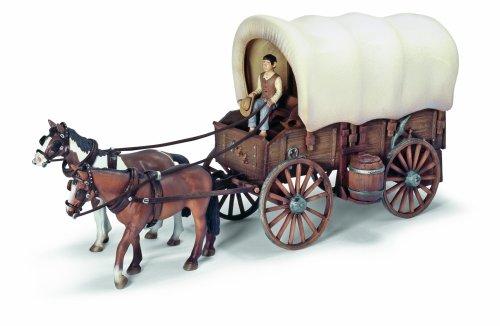 Schleich 42024 - Indianer, Planwagen