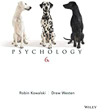 Best psychology 6th edition kowalski Reviews
