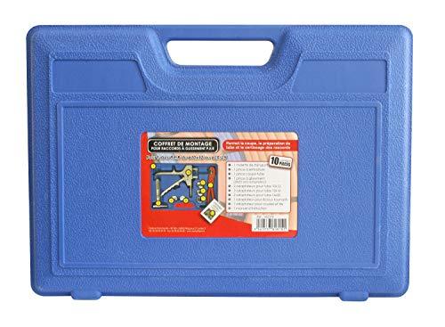 SOMATHERM FOR YOU - Completa caja de montaje por engaste accesorios PEX correderas - BRICO
