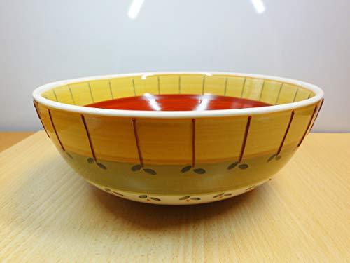 Wald Insalatiera - Ceramiche Artistiche Made in Italy