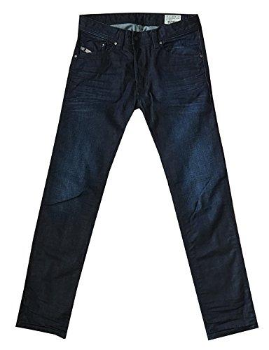 Diesel Darron WASH 0835G Herren Jeans Hose Pants Regular Slim Tapered Wählbar (W27/L30)