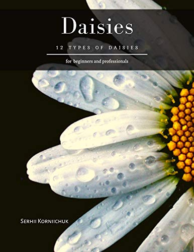 Daisies: 12 Best Types of Daisies (English Edition)