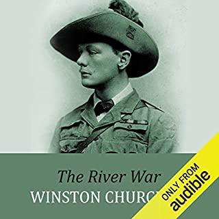 The River War audiobook cover art