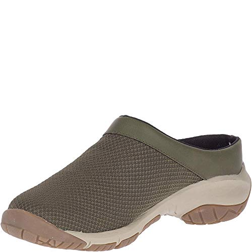 Merrell Women's ENCORE BREEZE 4, OLIVE, 6.5 M
