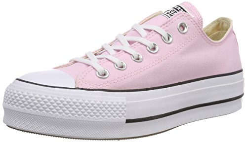 converse rose mujer