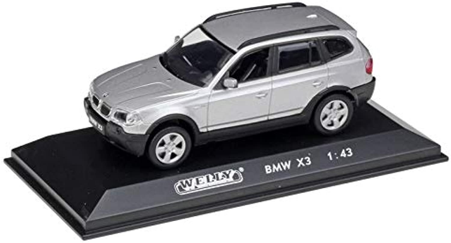 Generic Welly 1 43 Real Life Metal Model Toy Cars Porsch Audi Benz Alloy Sports Car Diecast Vehicle Cars Boy Toy Collection for Kid Gift BMW X3