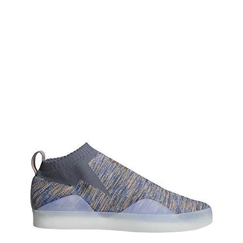 Adidas 3St.002 PK, Zapatillas de Skateboarding para Hombre, Multicolor (Onix/Azretr/Cortiz 000), 44 2/3 EU