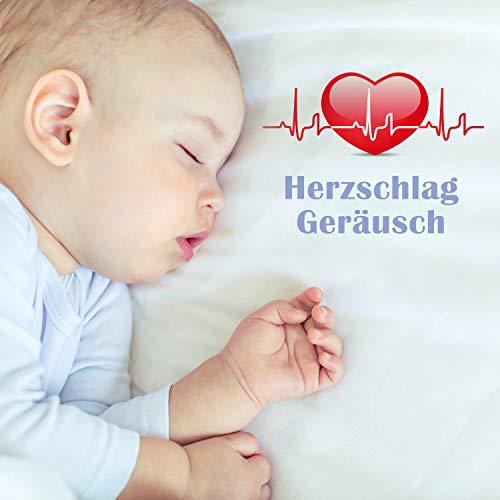 Herzschlag Geräusch: Wohlfühl-Musik für Schwangerschaft, Meditationsmusik, Schlaflieder Baby, Entspannungsmusik, Stressfrei, Musiktherapie für Stressabbau