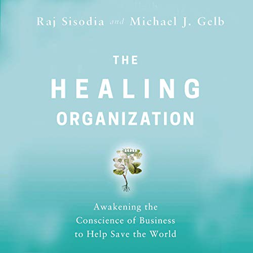 The Healing Organization Titelbild