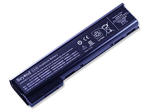 Sostituzione BEYOND Batteria per HP ProBook 640 645 650 655, HP ProBook 640 G0, 640 G1, 645 G0, 645 G1, 650 G0, 650 G1, 655 G0, 655 G1; CA06 CA06XL CA09, HSTNN-DB4Y HSTNN-LB4X HSTNN-LB4Y HSTNN-LB4Z. [10.8V 4400mAh, 12 mesi di garanzia]