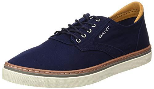 Gant Prepville, Zapatillas Hombre, Azul (Marine G69), 43 EU