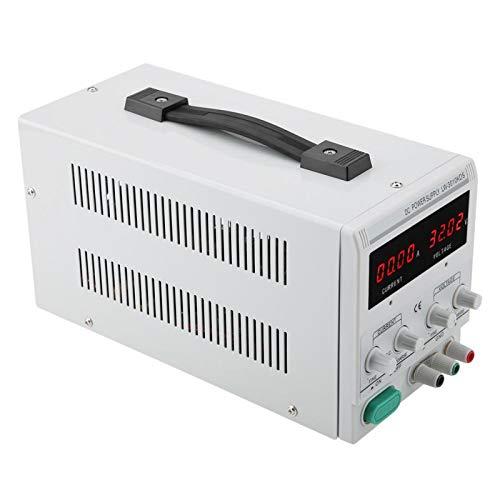 Bloc d'alimentation LW-3010KDS via un laboratoire stabilisateur de tension à tension constante et...