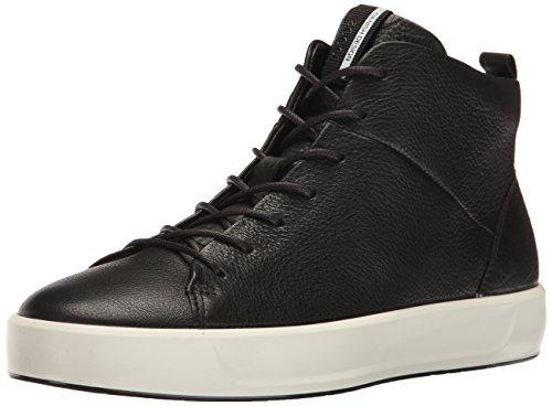 Ecco Soft 8 Ladies, Zapatillas Altas Mujer, Negro (Black 1001), 41 EU