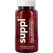 Super Blend - Organic Turmeric 1800mg, Apple Cider Vinegar 500mg, Vitamin D 4000iu, Black Pepper & Ginger, Suppl High Strength Capsules Not Tablets