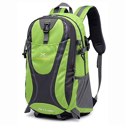 DWGYQ USB Chargement Voyage Sac d'alpinisme en Plein air, Grande capacité de Sport Sac à Dos de Camping des Fournitures appropriées pour Les Hommes et Les Femmes,L4