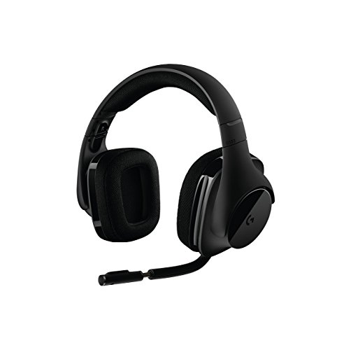 Logitech G533 Wireless Gaming Heads…
