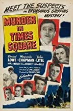 Murder in Times Square (1943)