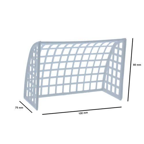 2 Fussballtor, Kunststoff