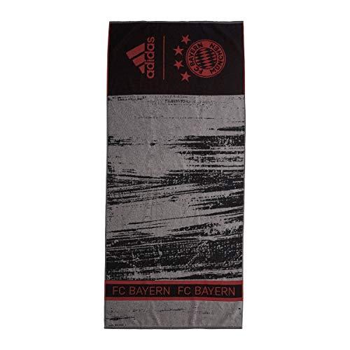 adidas Unisex Schwimmhandtuch FCB Schwimmhandtuch, Glored/Black, 1size, GD9012