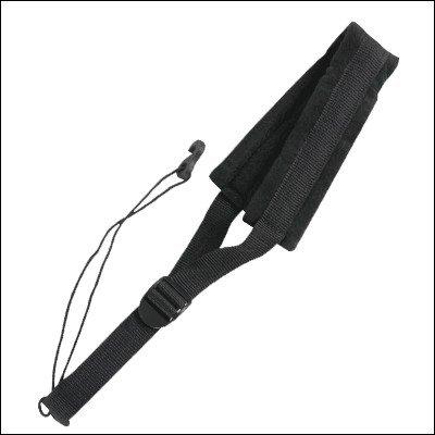 Ortola 3085-001 - Cordón para guitarra, color negro