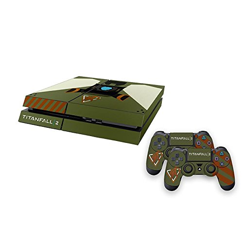 Official Titanfall 2 PS4 Marauder Corp Console Skin