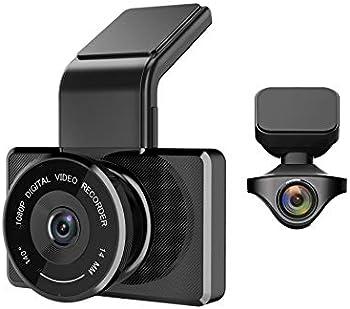 myGEKOgear Orbit 950 2-Channel 1080p Dual Dash Cam