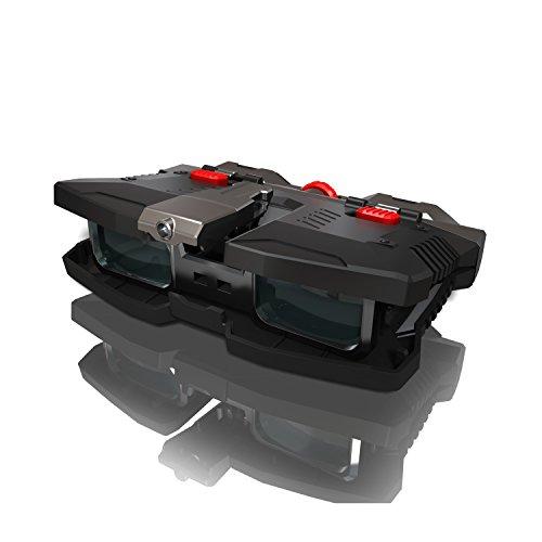 Spy Gear - 6023209 - Accessoire de Déguisement - Jumelles Vision Nocturne Ultra Plates
