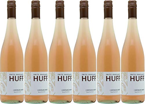 Fritz Ekkehard Huff Spätburgunder Rosé 2018 Feinherb (6 x 0.75 l)