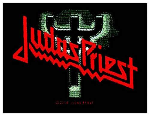 Judas Priest Logo parche Fork